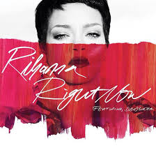 See The New Rihanna Art Work For Her Next Single Right Now Feat