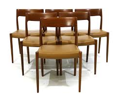 Set Of 6 Mid-Century Danish Leather & Teak Dining Chairs By Niels Otto  Møller, 1960s Danish Teak Extension Ding Table Style Kitchen Appliances Tips And Review Noden Scdinavian Vintage Fniture Chairs At 1stdibs Modern Teak Ding Chairs Chair Restoration 1960s Set Of 6 La102248 Vintage In By Erik Buch 4 For Od Mbler Denmark Midcentury Leather Niels Otto Mller Roped Ladder Back Mid Century