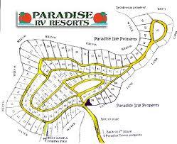 Paradise Isle RV Park Plot