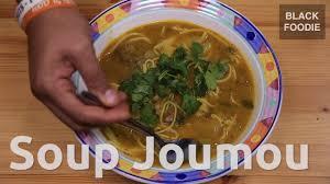 Haitian Pumpkin Soup Tradition by Soup Joumou Youtube