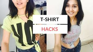 t shirt hacks every should know how to transform your old t