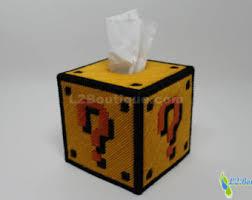 Mario Bros Question Block Lamp by Mario Question Mark Etsy