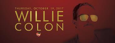 Conga Room La Live Concerts by Conga Room Presents Willie Colon L A Live
