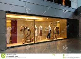 Fashion Shop Fronts