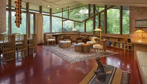 100 Frank Lloyd Wright Houses Interiors Furniture Completing The Artists Vision