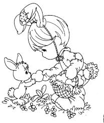Disney Easter Coloring Pages For Adults