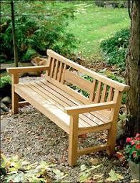 diy english garden bench an elegant yet traditional piece this