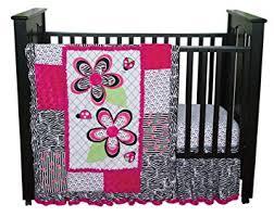 Amazon Trend Lab 3 Piece Crib Bedding Set Zahara Crib