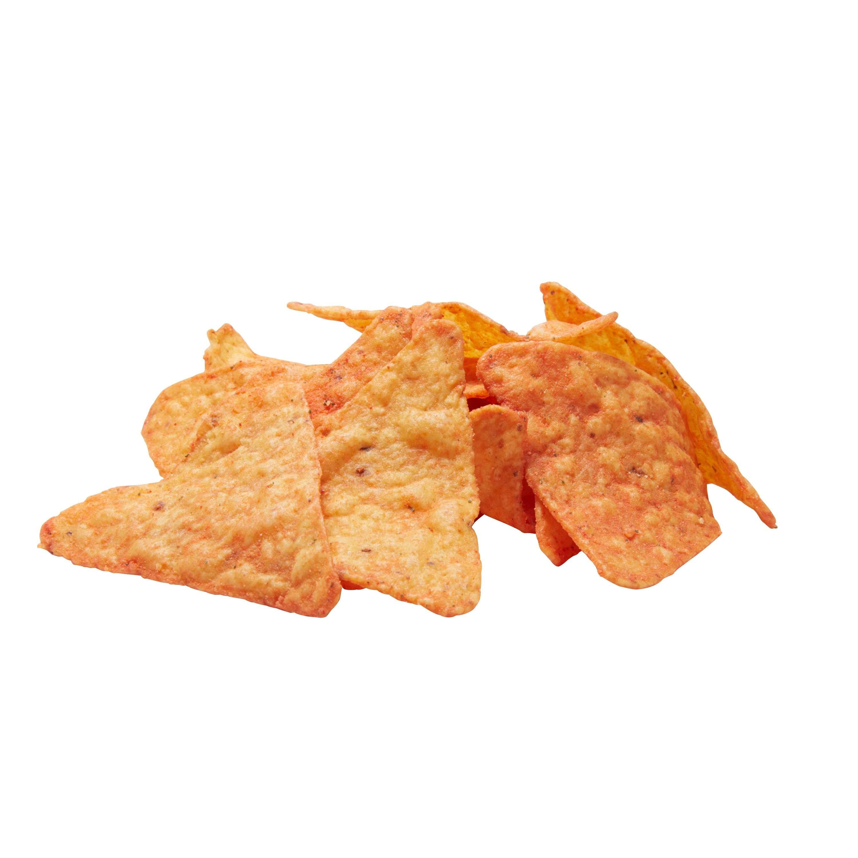 Doritos Doritios Spicy Nacho Tortilla Chips 1.75 oz Plastic Bag