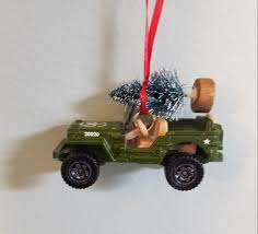 100 Willys Truck Parts Jeep Christmas Tree Ornament JeepHut Offroad