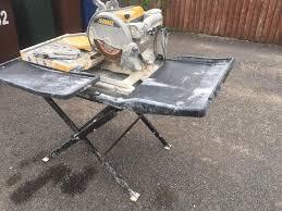 dewalt tile saw spares or repair in bicester oxfordshire