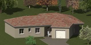 maison plain pied 5 chambres construction 86 fr plan maison plain pied de type 5