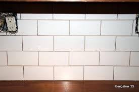 strikingly subway tile backsplash dimensions installed home