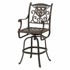 Hanamint Grand Tuscany Patio Furniture by Bar Height Patio Furniture Family Leisure