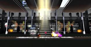 Highers Hideout Mall In Second Life