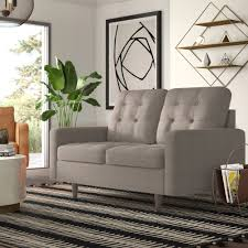100 Livingroom Malvern Mercury Row Efimov Loveseat Reviews Wayfair