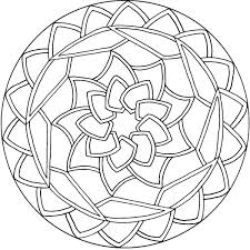 Full Image For Mandala Coloring Pages Free Printable Adults Easy With