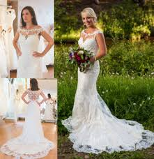 Discount Rustic Wedding Dresses For Sale 2016 Elegant