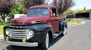 1948 Ford F1 Pickup | T228 | Monterey 2016 1948 To 1950 Ford F1 For Sale On Classiccarscom Pickup Truck Original Flathead V8 Superb And Original Repete88 F150 Regular Cab Specs Photos Modification Rick Design Teaser Youtube F100 Rat Rod Patina Hot Shop Press Photo Usa Covers The Flickr Pickup Abs Hood Insulation Kits 194852 F2 195356 Progress Is Fine But Its Gone Too Long Abandoned All Older Frame Off Restoration Beautiful Truck Cars Fordtruck194860 Pinterest Trucks