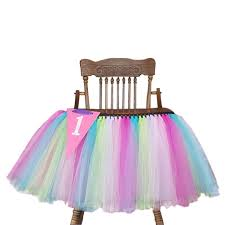 Romantic 27.6'x13.8' Baby's 1st Birthday Party High Chair Tutu Skirt ... Tutu Tulle Table Skirts High Chair Decor Baby Shower Decorations For Placing The Highchair Tu Skirt Youtube Amazoncom 1st Birthday Girls Skirt Babys Party Ivoiregion Chair 44 How To Make A Pink Romantic 276x138 Originals Group Gold For Just A Skip Away Girl 2019 Lovely
