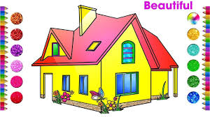 Beautiful House Drawing - How To Draw A House For Kids | How To Draw ... How To Draw Fire Truck Coloring Page Contest At Firruckcologsheetsprintable Bestappsforkidscom Safety Sheets Inspirational Free Peterbilt Pages With Trucks Luxury New Semi Bigfiretruckcoloringpage Fire Truck Coloring Pages Only Preschool Get Printable Firetruck Color Ford F150 Fresh Lego City Printable Andrew Book Vector For Kids Vector