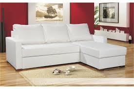 canapé d angle blanc chlara canapés d angle canapés et
