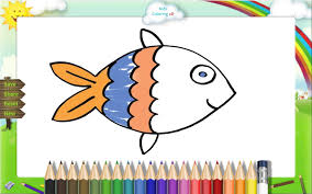 Kids Coloring Book 2D Android Apps On Google Play