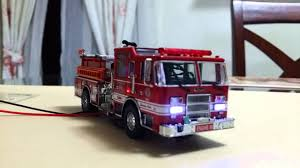 100 Code 3 Fire Trucks 164 Fire Truck 118 Lafd Lapd Diecast YouTube