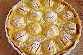 pudding apfelkuchen jennifer melanie chefkoch apfel