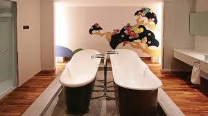 außergewöhnliche hotel badezimmer