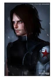 Sims 3 Fan Art Sebastian Stan As Bucky Barnes The Winter Soldier