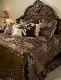 Highgate Manor Luxury Bedding Set Michael Amini Bedding