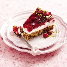 sauerkirsch pistazien torte