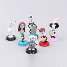Nightmare Before Christmas Bath Toy Set by Nightmare Before Christmas Toys Ebay