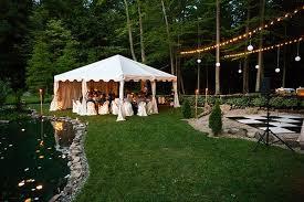 Rustic Backyard Wedding Ideas For Fall