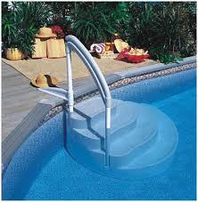 Above Ground Pool Ladder Deck Attachment by Above Ground Pool Steps For Disabled Google Search Garden