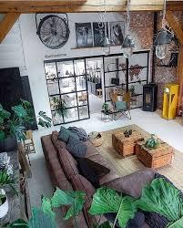 huiskamerinrichting industriedesign wohnzimmer wohnzimmer