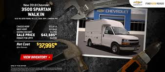 100 Spartan Truck Body 106 New Chevrolet Commercial Work Trucks And Vans In Stock Near