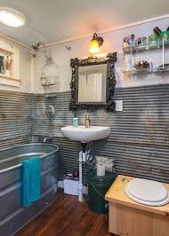 Horse Trough Bathtub Diy by Galvanized Metal Bathroom Sink Best Sink Decoration