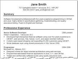 Resume Profile Summary Sample Examples Career Simple Writing Instructions Personal Statement Of Qualifications Good Cv How To Write A For