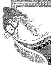 Zen Animal Coloring Pages Adult