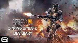 modern combat 5 modern combat 5 update dev diary