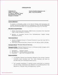 Resume Sample Business Administration Graduate Masters In Lovely Fresh New