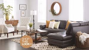 Brown Couch Room Designs by 6 Trendy Living Room Decor Ideas To Try At Home Overstock Com