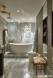Modern Master Bedroom With Bathroom Design Trendecors Luxury Master Bathroom Designs Trendecors