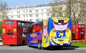 Megabus Bathroom Double Decker by To Paris On The Cheap A Megabus Journey For Just Over A Pound