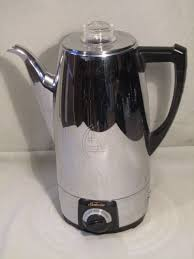 SOLD Reviewed Sunbeam AP8 8 Cup Coffee Percolator