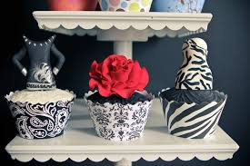 Cupcake Wrappers Prints By Rita Juicy Desserts