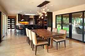 Contemporary Dining Room Chandelier Endearing Decor Modern In Inspirations Funky