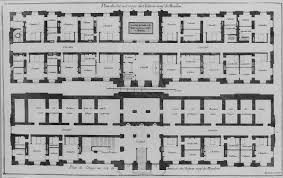 Chateau Floor Plans Datei Plans Of Ground Floor And Second Floor Of The Chateau